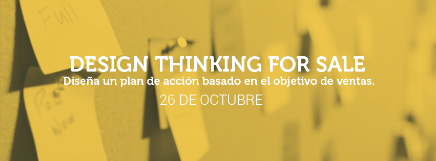 DESIGN THINKING FOR SALES